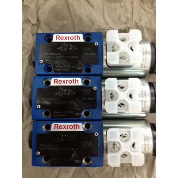 REXROTH 4WE 10 D3X/CG24N9K4 R900589933 Directional spool valves
