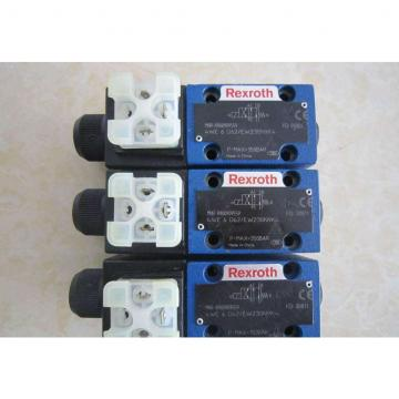 REXROTH 4WE 6 Q6X/EW230N9K4/V R901532458 Valves